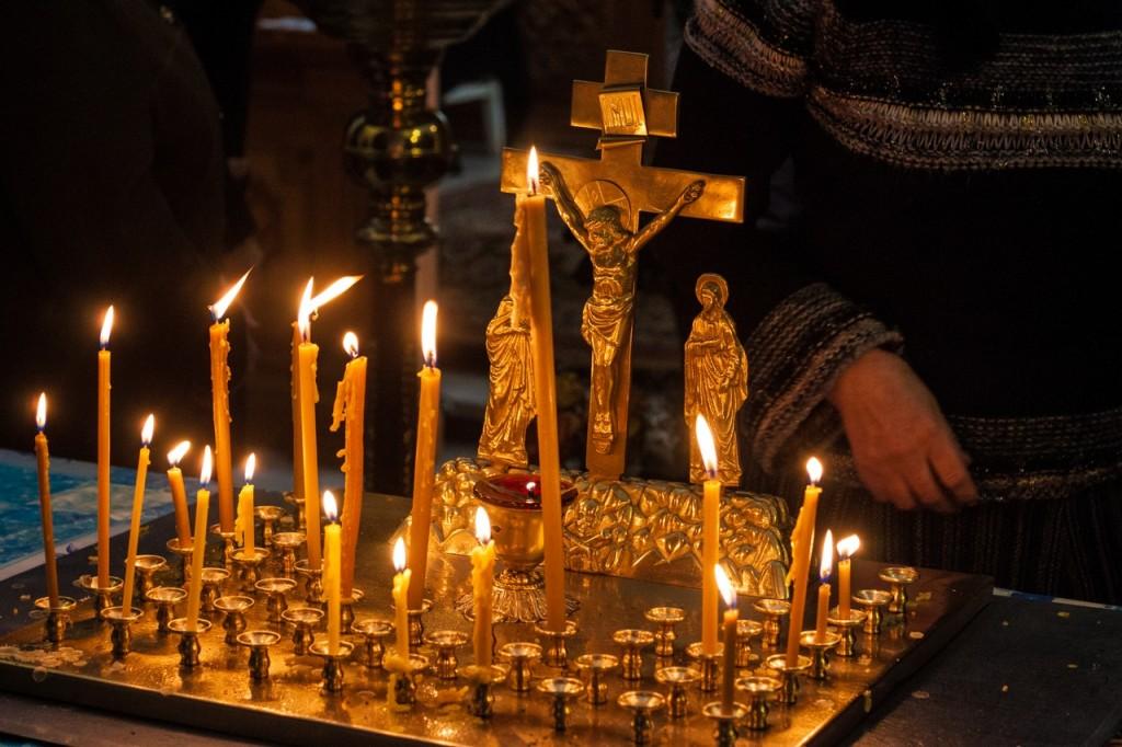Молитва поминовение усопших