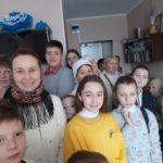 Приход Знаменского храма поделился Рождественской радостью с пациентами больниц и подопечными пансионата для пожилых и инвалидов