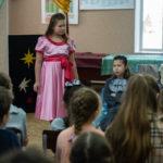 Театральное представление для учеников воскресной школы