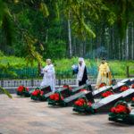 Томичи молитвенно почтили память погибших воинов