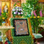 Праздник Святой Троицы в Знаменском храме