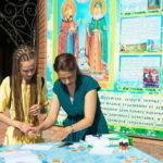В Знаменском приходе отметили День семьи, любви и верности