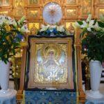 Знаменский храм отметил юбилейный престольный праздник