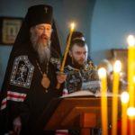 Завершилось чтение Великого покаянного канона святителя Андрея Критского на первой седмице святой Четыредесятницы