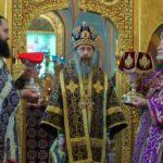 Представитель Знаменского храма принял участие в торжествах по случаю дня тезоименитства митрополита Ростислава