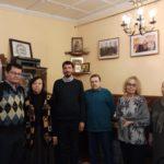 Психолог Пантелеимоновского Центра духовного попечения принял участие в работе московских семейных клубов трезвости
