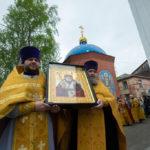 В Знаменском храме отметили престольный праздник в честь святителя и чудотворца Николая