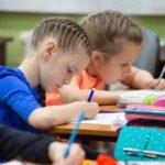 Более 250 учеников начальной школы Томска приняли участие в III городском конкурсе «Каллиграфик»
