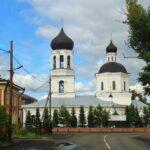 Колокольный звон Знаменского храма в День Крещения Руси (видео)
