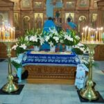 Чин Погребение Божией Матери